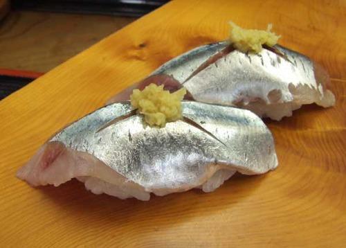 上り秋刀魚/サンマ