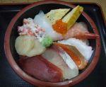 『市場寿司たか』の基本形・豪海投げ込み丼