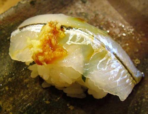 細魚/つかみずし
