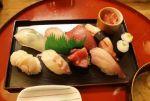 鳥取市賀露港かろいち内『寿司若林』本日の8かん