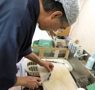 針魚/サヨリ