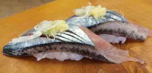 秋刀魚/サンマ