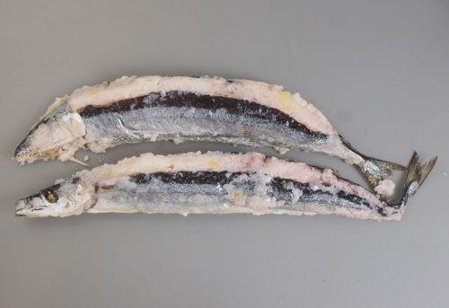 余呉の秋刀魚なれ寿司