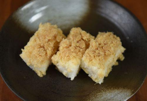 おぼろずしの押し寿司