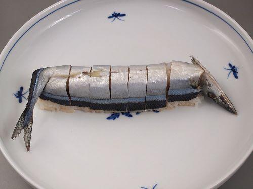 さんま姿寿司
