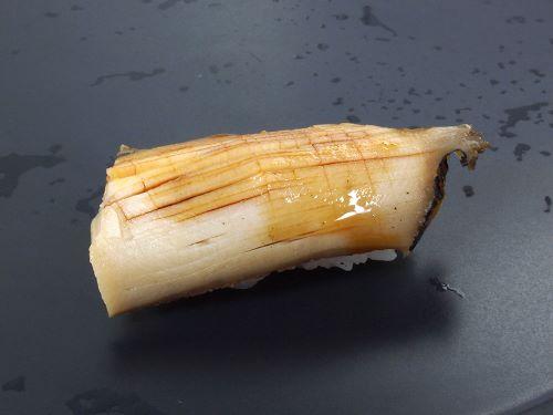 アカアワビの煮貝