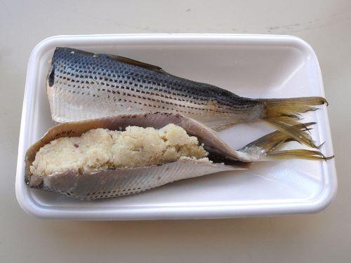 コノシロのあづま寿司