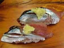 初物サンマ/流し網漁サンマ